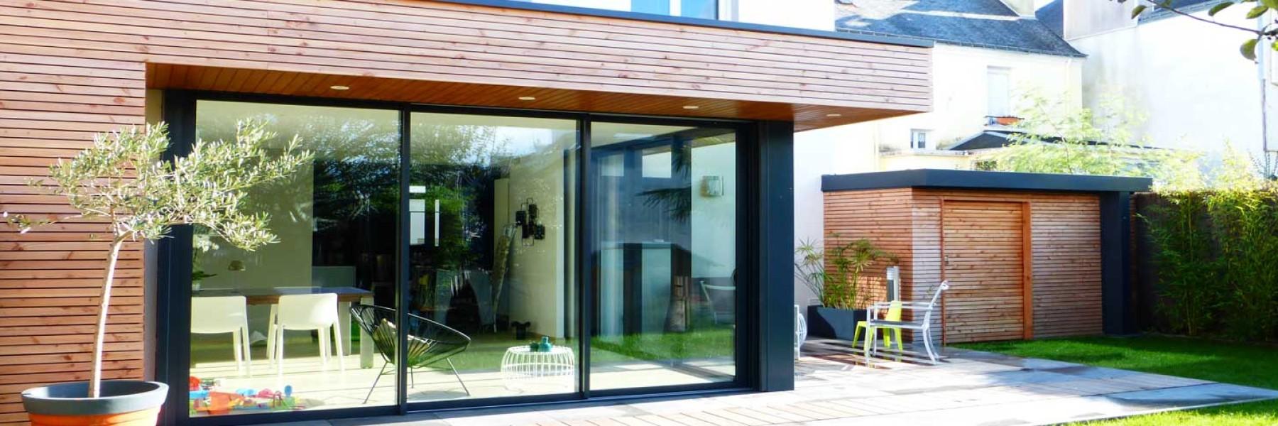 Agrandissement Maison Néo Bretonne rénovation néo bretonne | vmb habitat